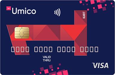 Kapital Bank və Umiconun birgə təqdim etdiyi, gündəlik alış-verişlərdən keşbek qazandıran unikal debet kartdır.
