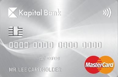 Mastercard Platinum - rahatlıq və təhlükəsizliyin yeni səviyyəsi, dünyanın bütün ölkələrində ən yaxşı təkliflər və xidmətlər deməkdir.